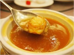 トコブシスープ